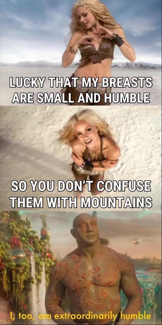 Humble - meme