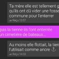 Conversation normale