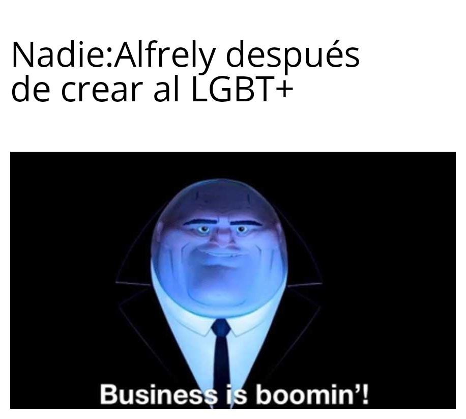 Alfrely vete a la mierda - meme
