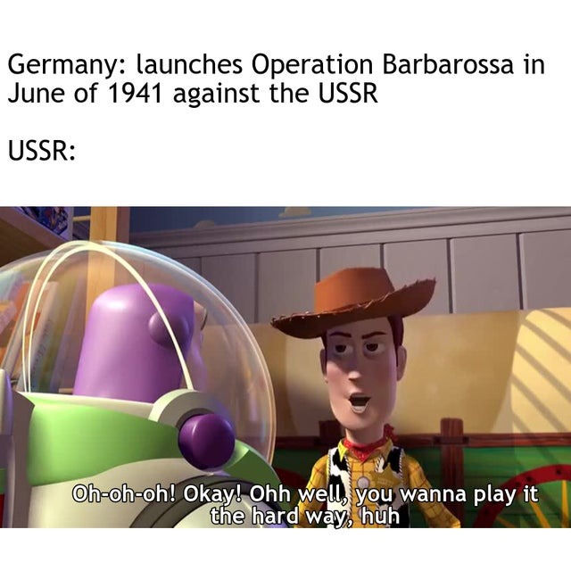 Spoiler: Germany got wrecked - meme
