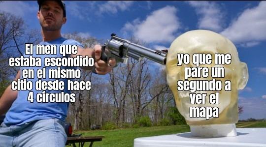 Plantilla en mi fdp (plantilla genérica) - meme