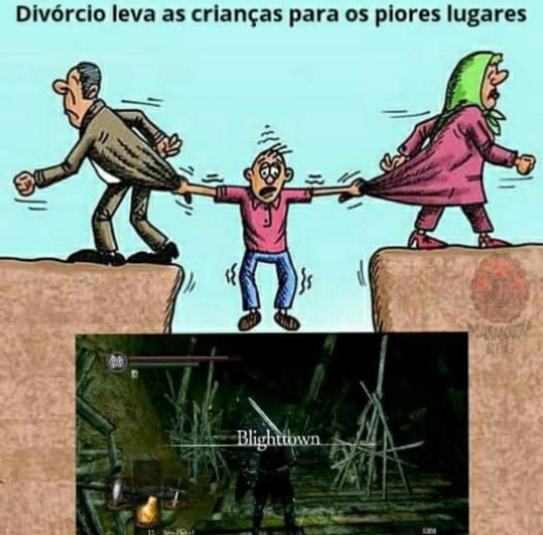 Triste realidade... - meme