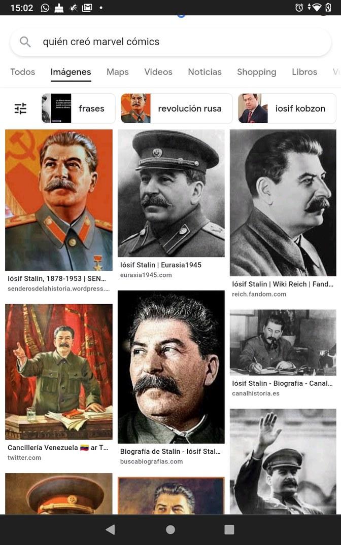 Contexto: la forma de la que se les llama se escucha similar - meme