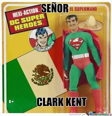 ¡Viva el México! - meme