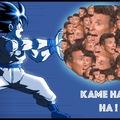 KAME HAME HA !