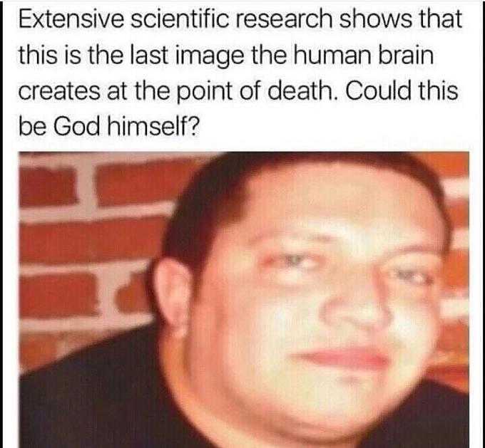 sal is god i guess - meme