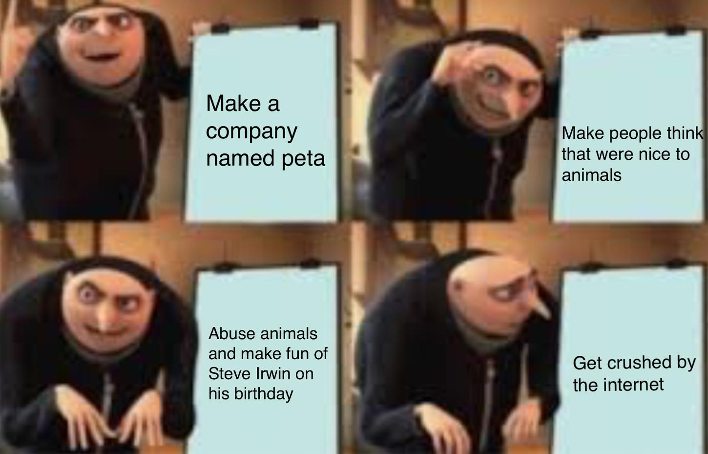 P.e.t.a - meme