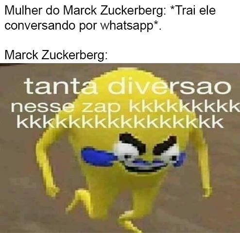 Marckinhus ZUCK - meme