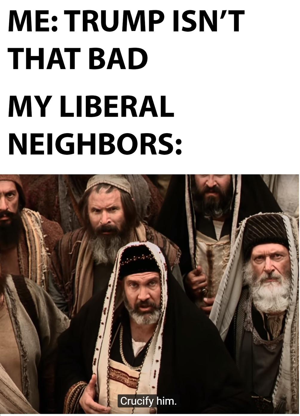 Pharisee - meme