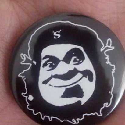 Ernesto Skrek Guevara xdd - meme