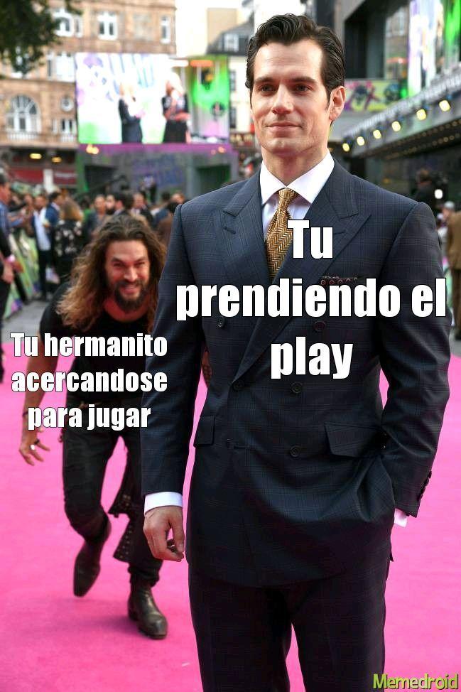 Play 4 - meme