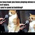 I am a master builder