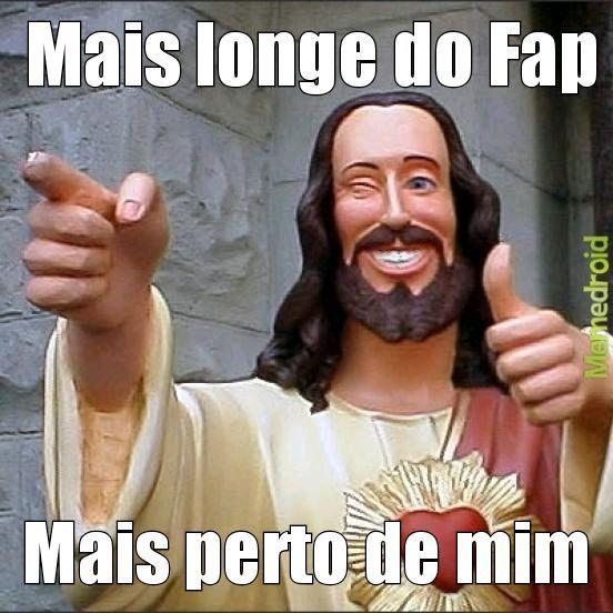 Jesus diz: - meme