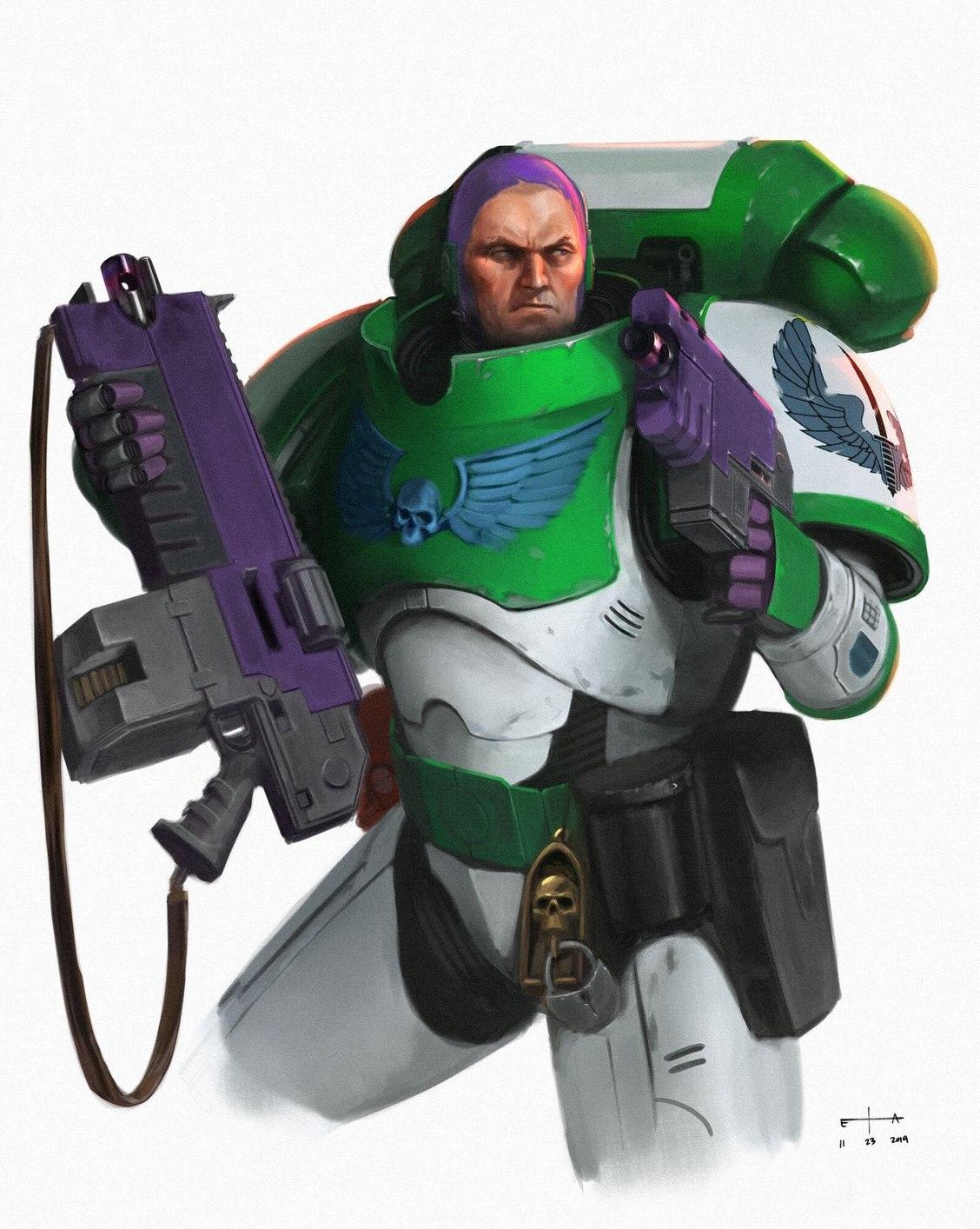 Buzz Grimyear - meme