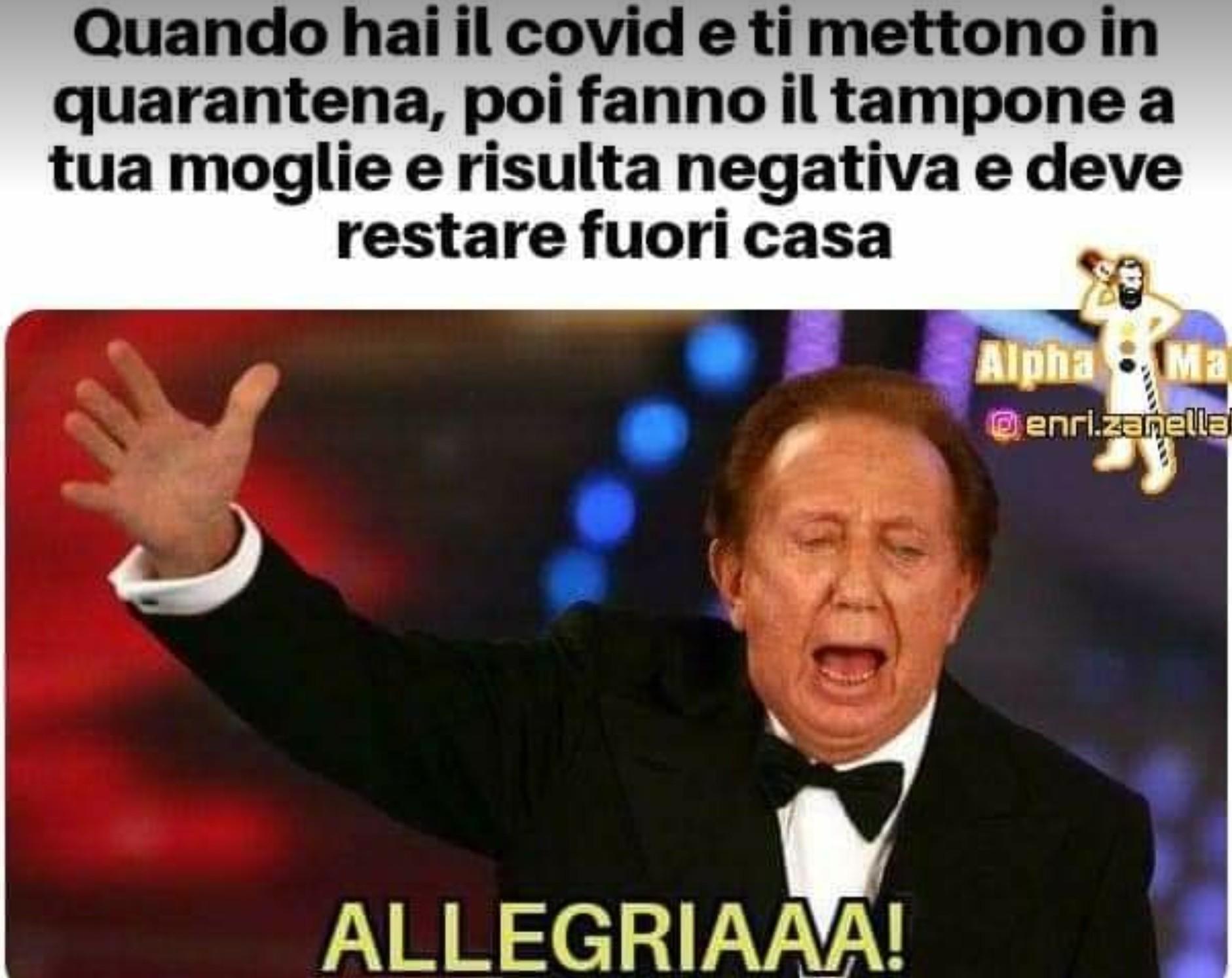 Allegria - meme