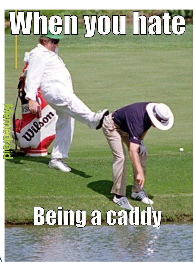 Golf - Meme by Reganator7 :) Memedroid