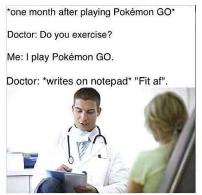 Pokemon Go is dead - meme