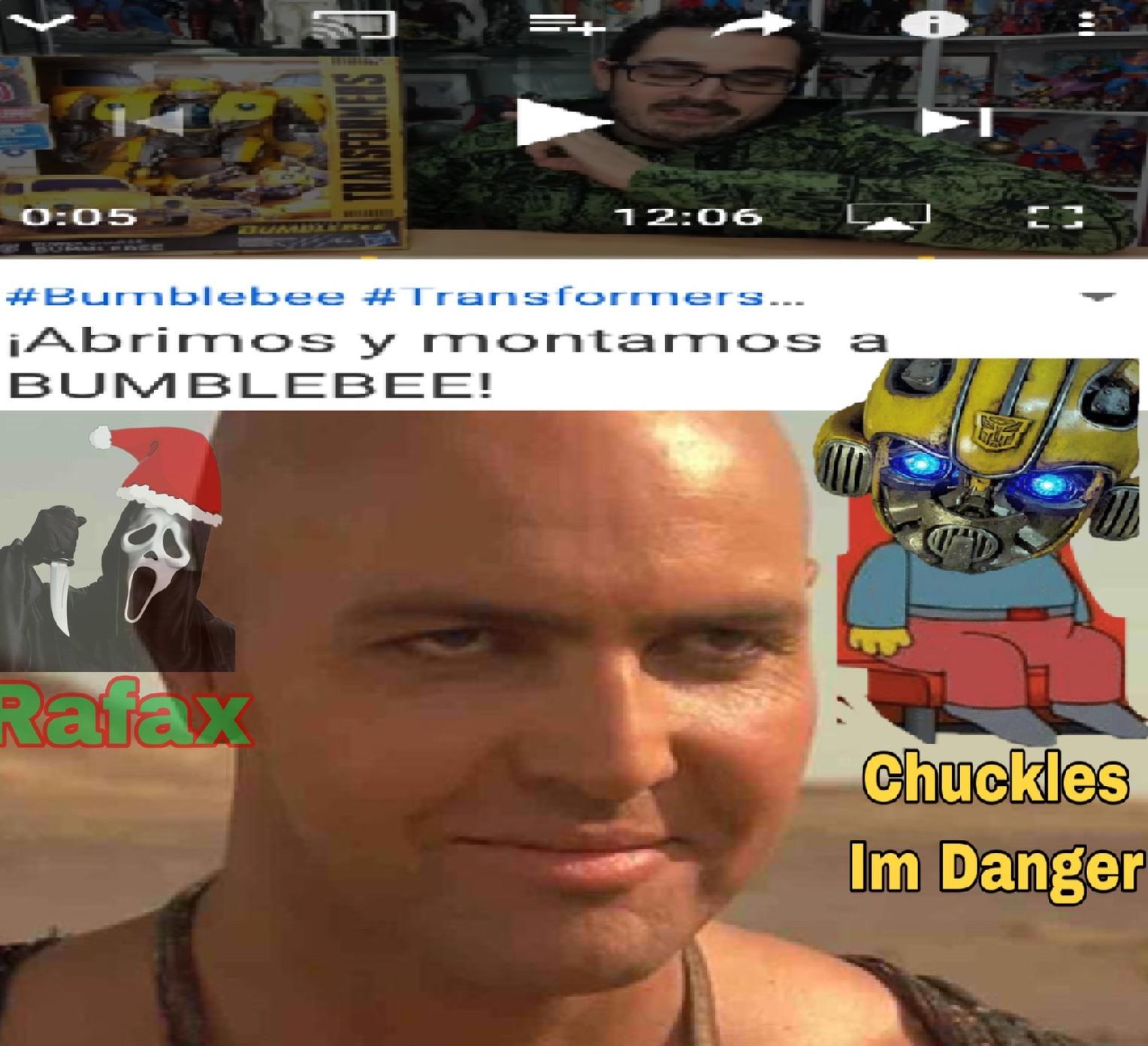 Uff Sexo Robótico - meme