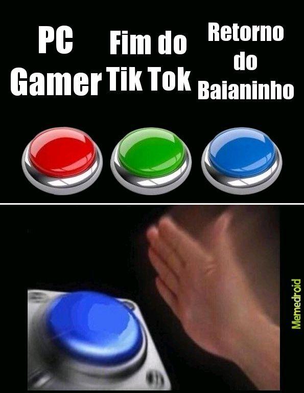 Baianinho - meme