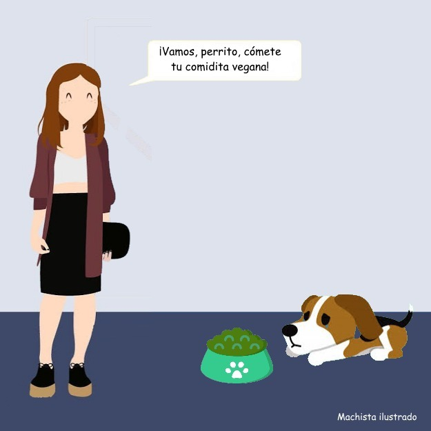 Nooo pobre perro :( - meme