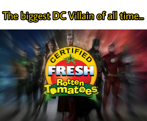 DCEU? Definitely, for the most part... - meme