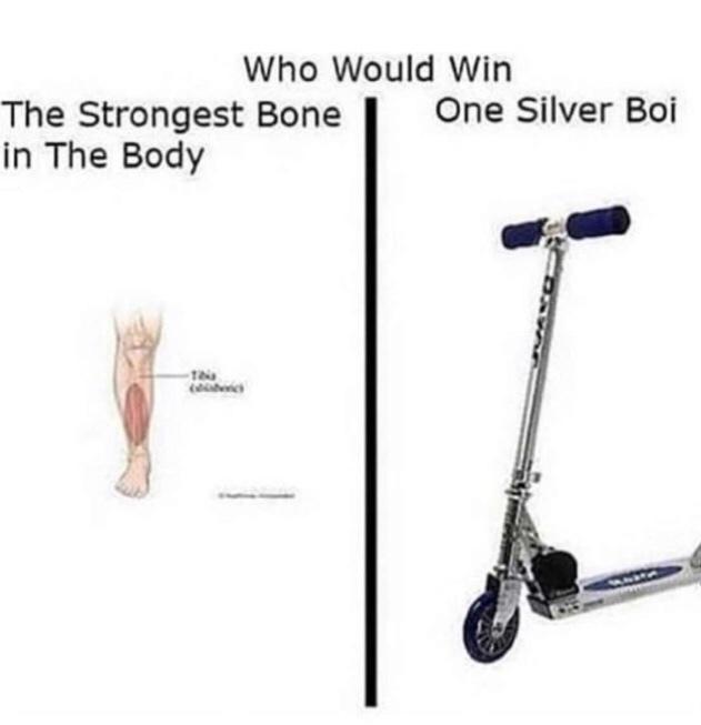 that damn scooter - meme