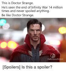 be like doctor strange - meme