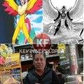 Phoenix man y James, ¡¡¡EL GUAJOLOTE MACÍAS!!!