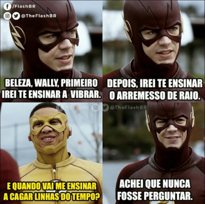 Flash Time - meme