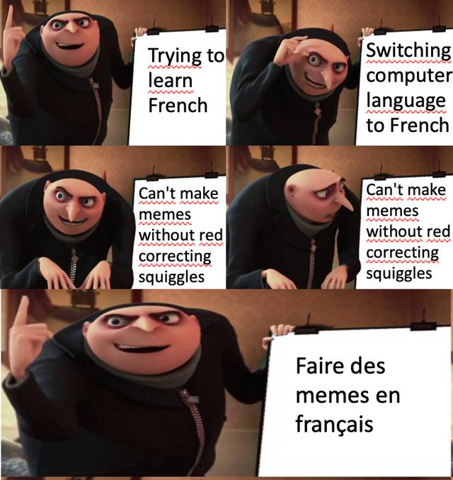 French meme