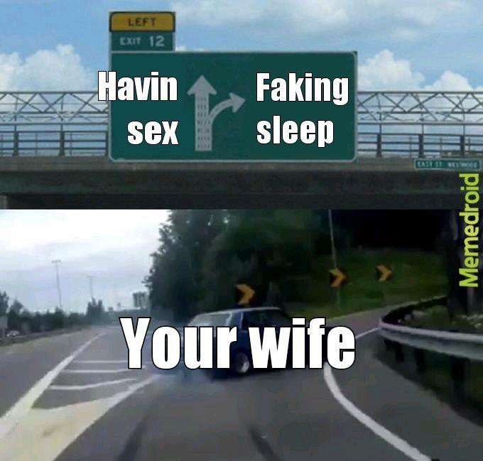 She's a right goer! - meme