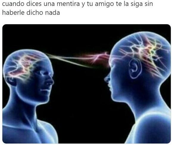 conectados - meme