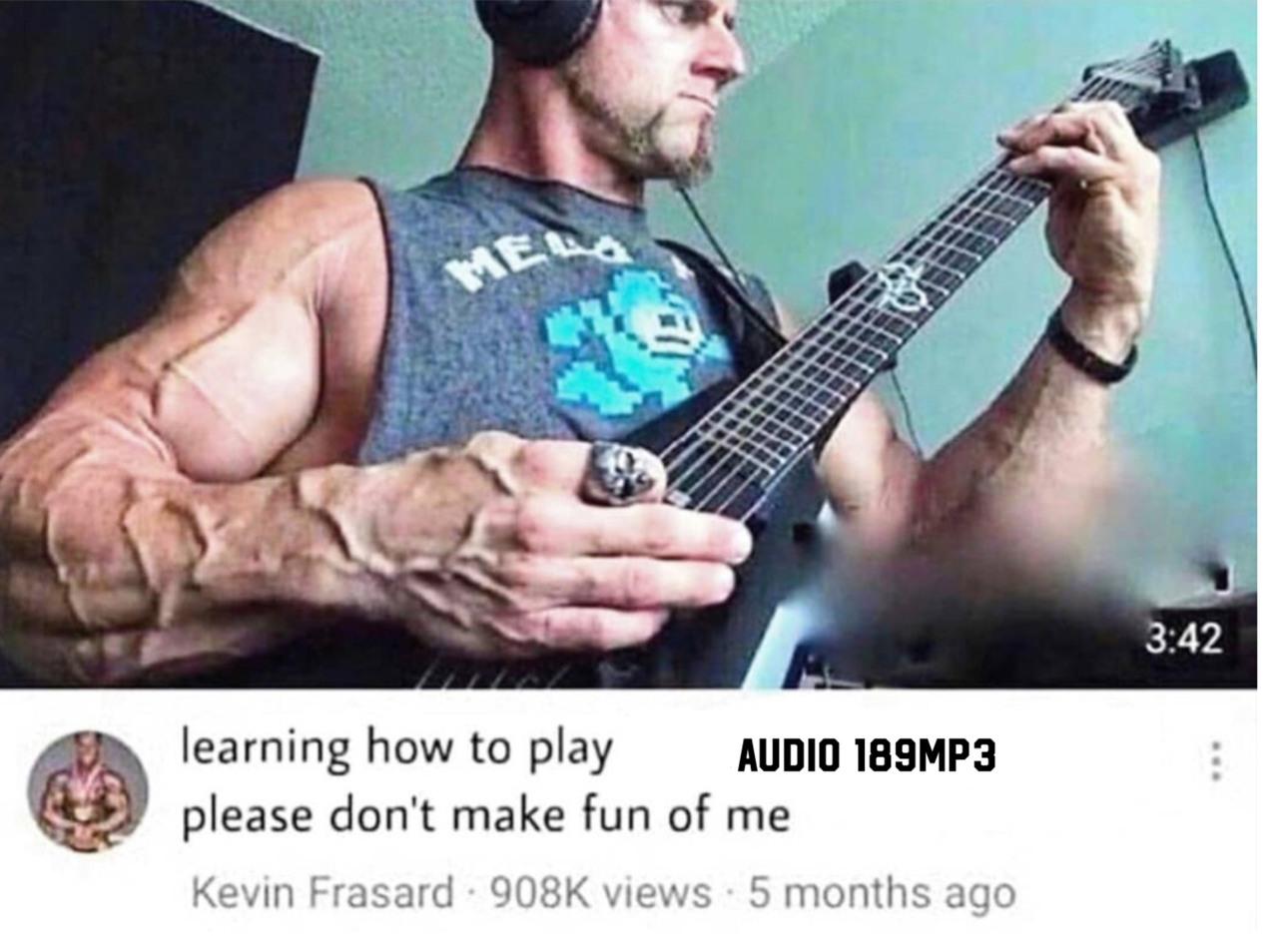 Audio - meme