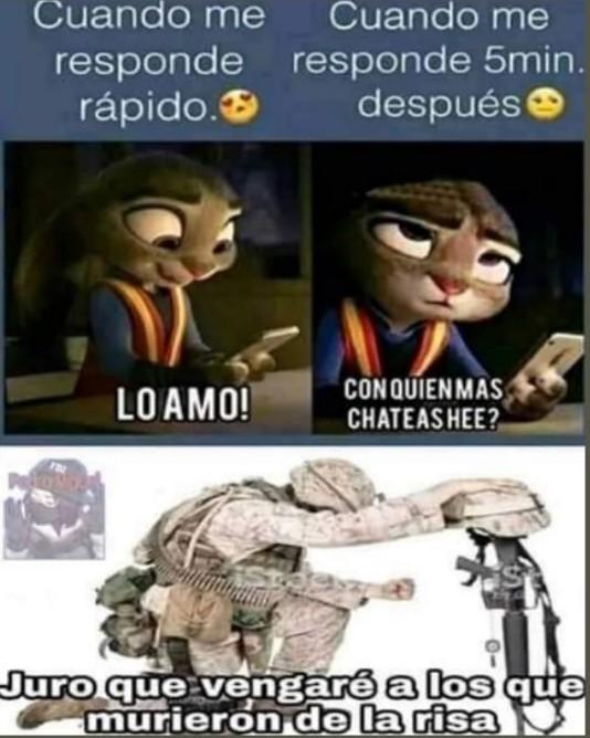 Los memes normies no dan risa ಠ ͜ʖ ಠ