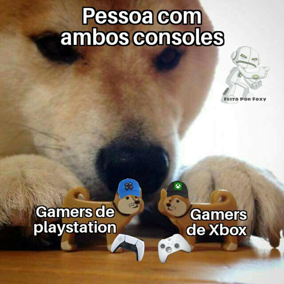 PS5 Ou XBOX Series :son: - meme
