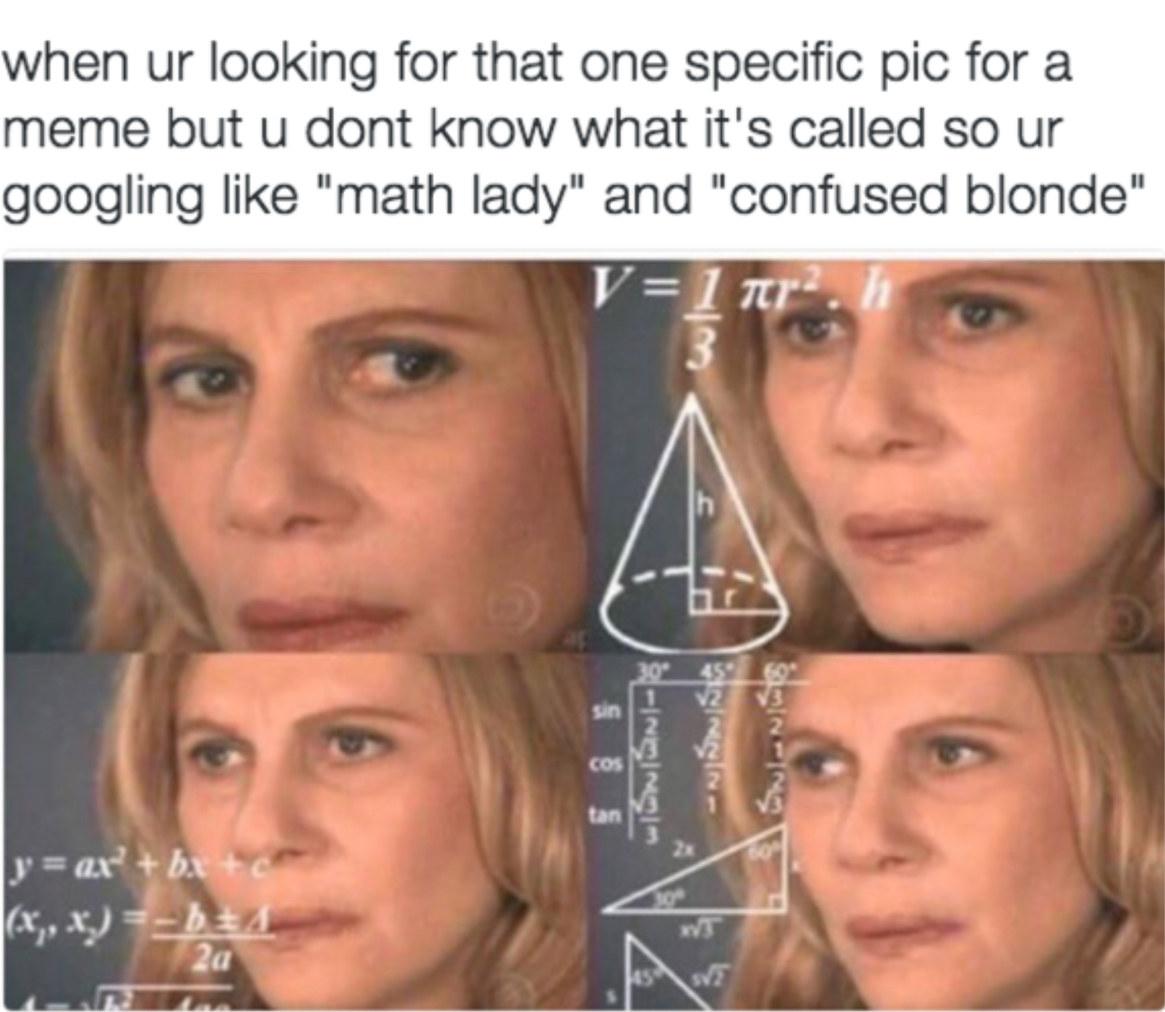 Looking for original memes be like