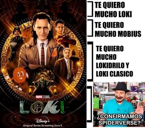 Lokiverse - meme