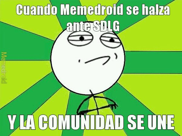 MEMEDROIDERS AU AU AU!! #EMG