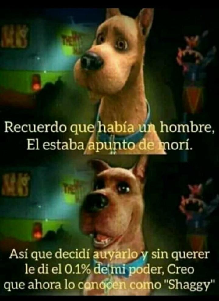 Scooby :3 - meme