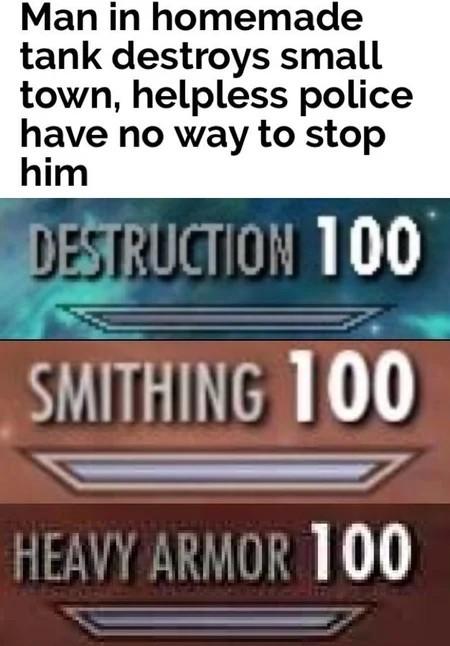 Everything 100 - meme