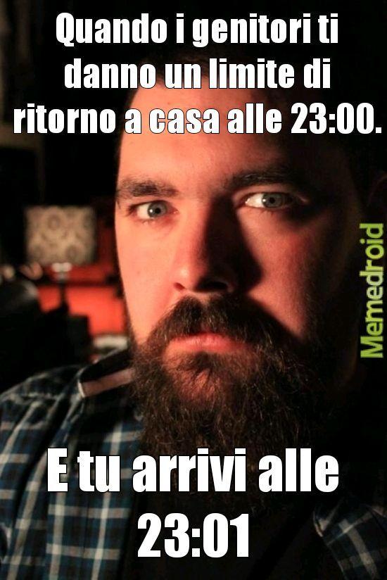 #senzasenso - meme