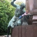 And then the statues started to fight back