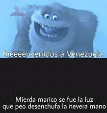 Me quiero ir de Venezuela :c - meme