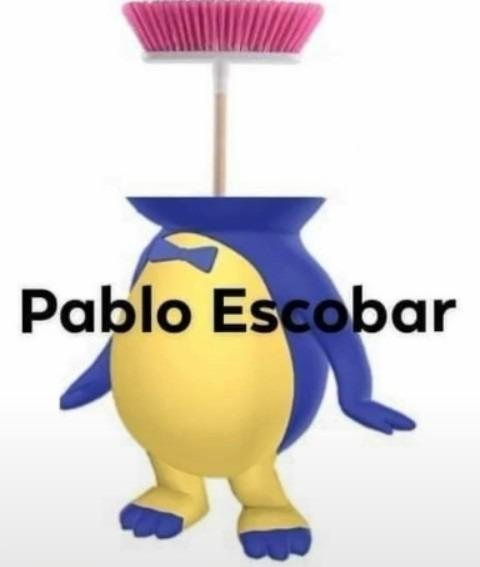 Pablo Escobar - meme