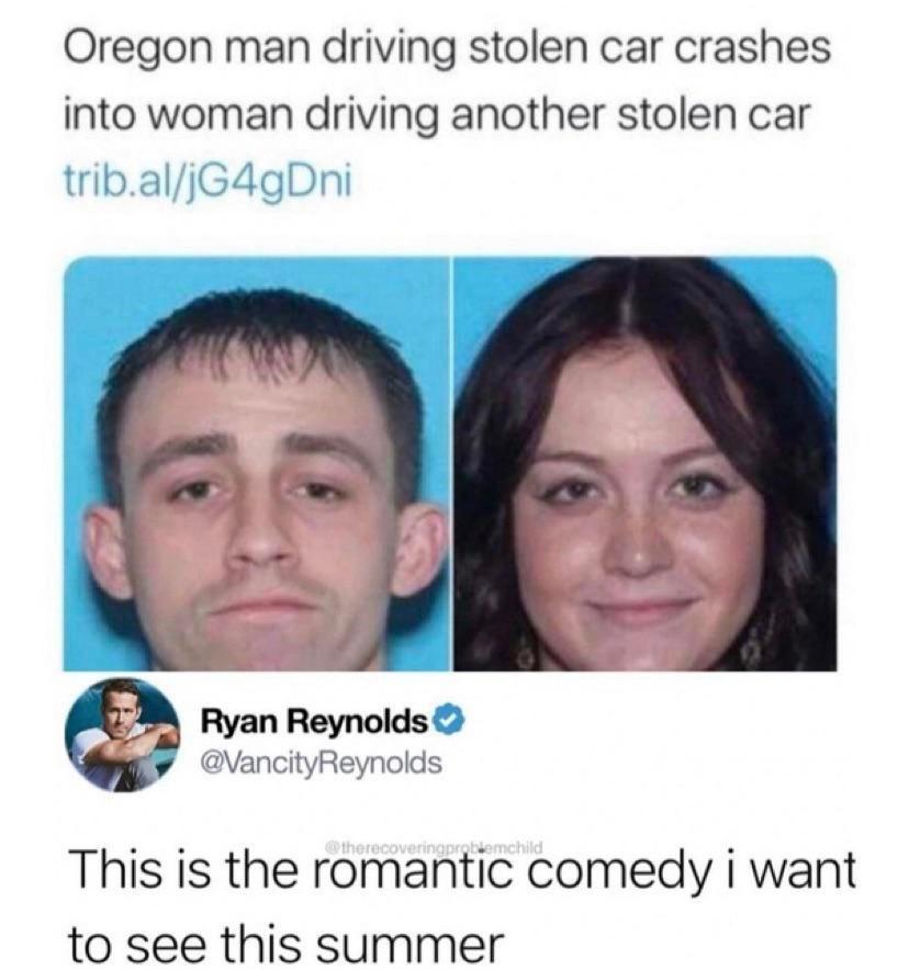 Ryan Reynolds - meme