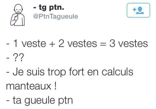 ah les maths... x) - meme