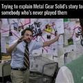 love metal gear solid's