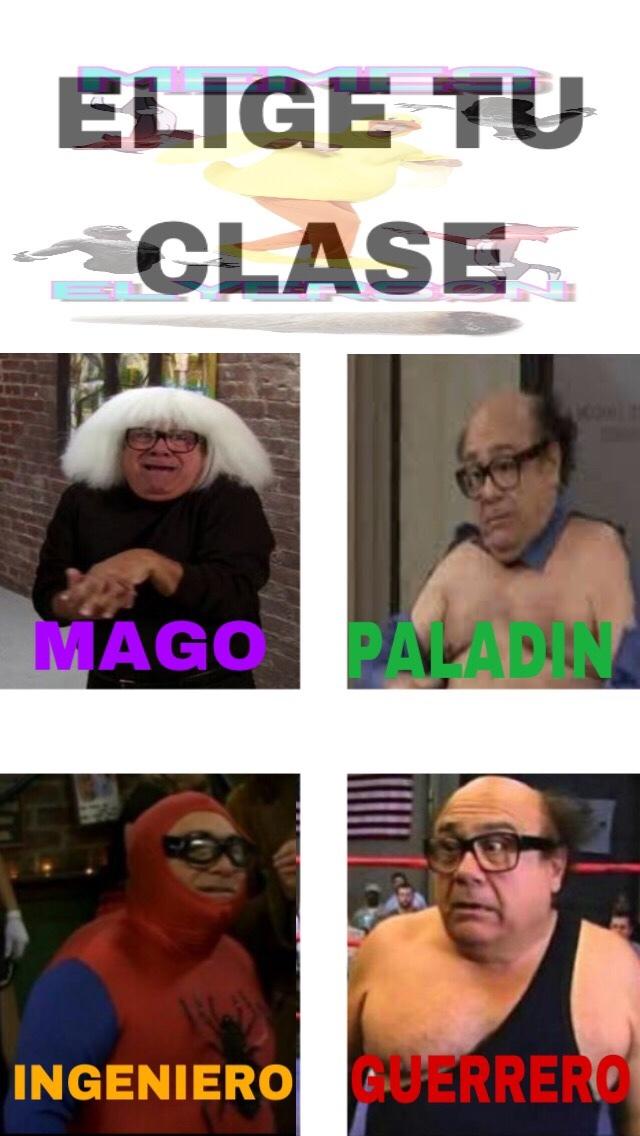YO ELIGO EL GUERRERO - meme