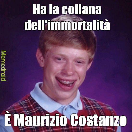 Povero Maurizio....... - meme