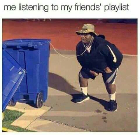 Playlist - meme